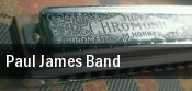 Paul James Band tickets