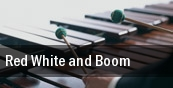 Red White and Boom Lexington tickets