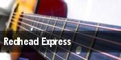 Redhead Express tickets