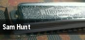 Sam Hunt Nashville tickets
