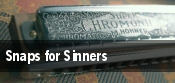 Snaps for Sinners tickets