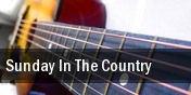 Sunday In The Country Merriweather Post Pavilion tickets