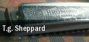 T.G. Sheppard tickets