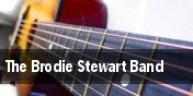 The Brodie Stewart Band tickets