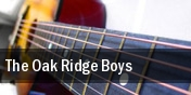 The Oak Ridge Boys Gordie Brown Theater tickets