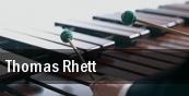 Thomas Rhett Burgettstown tickets