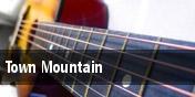 Town Mountain Asheville tickets