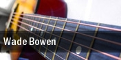 Wade Bowen Beaumont Club tickets