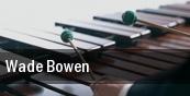 Wade Bowen House Of Blues tickets