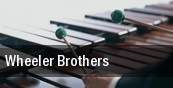 Wheeler Brothers Cambridge Room at House Of Blues tickets