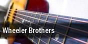 Wheeler Brothers Mickey Finns tickets
