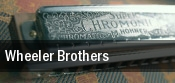 Wheeler Brothers Zilker Park tickets