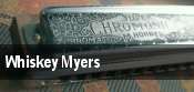Whiskey Myers Scottie's Grill tickets