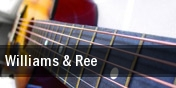 Williams & Ree Twin Lakes tickets