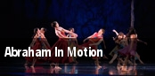 Abraham In Motion tickets