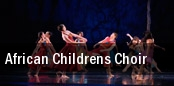 African Children's Choir Ithaca State Theatre tickets