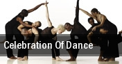 Celebration of Dance Segerstrom Center For The Arts tickets