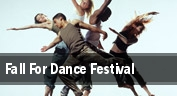 Fall For Dance Festival New York City Center MainStage tickets