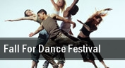 Fall For Dance Festival New York City Center tickets