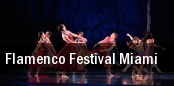 Flamenco Festival Miami Ziff Opera House At The Adrienne Arsht Center tickets