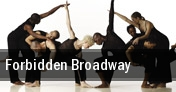 Forbidden Broadway Daniels Pavilion At Philharmonic Center for the Arts tickets