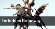 Forbidden Broadway Naples tickets