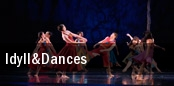 Idyll&Dances California Theatre tickets