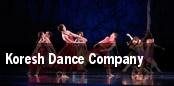 Koresh Dance Company Akron tickets