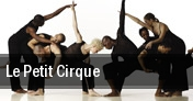 Le Petit Cirque tickets