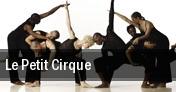Le Petit Cirque tickets