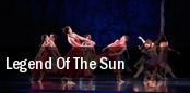 Legend Of The Sun tickets
