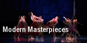 Modern Masterpieces Mccaw Hall tickets
