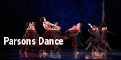 Parsons Dance tickets