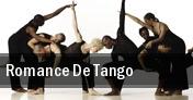 Romance De Tango tickets