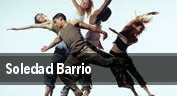 Soledad Barrio University Park tickets