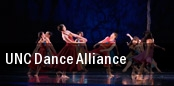UNC Dance Alliance tickets