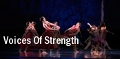 Voices of Strength Kennedy Center Terrace Theater tickets