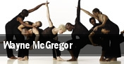 Wayne McGregor Washington tickets