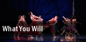 What You Will Lyell B Clay Concert Theatre tickets