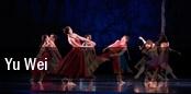 Yu Wei Alden Theatre tickets