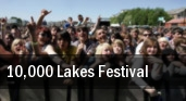 10,000 Lakes Festival tickets