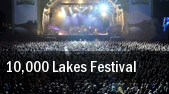 10,000 Lakes Festival Sangamon Auditorium tickets