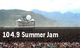 104.9 Summer Jam Extraco Events Center tickets