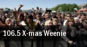 106.5 X-mas Weenie Charlotte tickets
