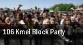 106 KMEL Block Party Oracle Arena tickets