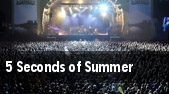 5 Seconds of Summer Hartford tickets