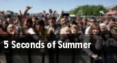 5 Seconds of Summer Raleigh tickets