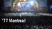 '77 Montreal tickets