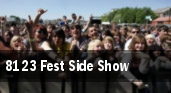 8123 Fest Side Show tickets