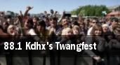 88.1 Kdhx's Twangfest tickets